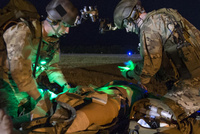 米空軍特殊部隊のメディックが「フリーズドライされた血漿製品」をフランスから輸入し戦場で試用する計画