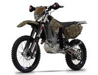 米空軍特殊作戦軍、クリスティーニ・テクノロジー社の全輪駆動バイクを選定