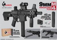 ARESから電動M4/AR用の9mmコンバージョンキットが登場