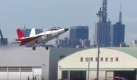 「日の丸」ステルス実証機 X2 が初飛行