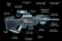 AimLock社が一般向けに手ブレ補正ライフル「AimLock MRR」を公開