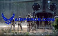 プレステVRで空軍特殊部隊パラシュート降下を仮想体験「Air Force Special Ops: Nightfall」