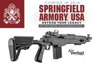 米空気銃輸入業・Air Venturiが「スプリングフィールド・アーモリー社」製品のエアソフト版独占取扱権を獲得