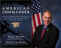 元 ST6 指揮官で国会議員のライアン・ジンク氏の新著「アメリカン・コマンダー」が発売