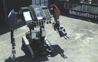 対戦に備えてアメリカ製巨大ロボット「Megabots」の戦闘PVが公開