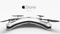 ドイツのデザイナー、「もしもアップル社がドローンを作ったら」という想定のイメージを紹介