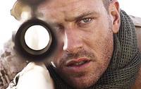 圧力開放式の地雷を踏んでしまい身動きが取れなくなった米海兵隊員を描く戦争スリラー映画『Mine』