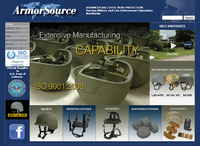 ArmorSource 社、米陸軍に軽量型の戦闘ヘルメット「LW-ACH」を 105,000 個供給予定
