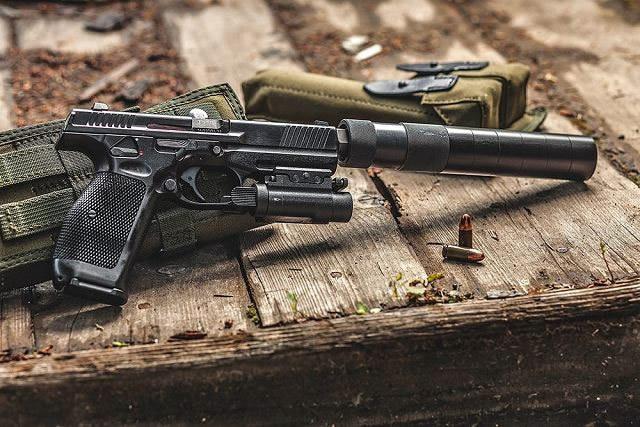 PL-14拳銃