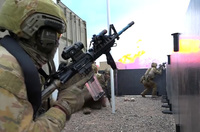 オーストラリア陸軍によるアドバンスド・コンバットシューティング訓練映像