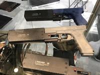 アンダーレイルにワンタッチ装着、GLOCK17/19に対応するオーストリア製サイレンサー「FD917」