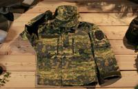 オーストリア軍が新しい迷彩服の導入を計画