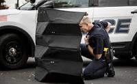 米大学研究チームが法執行機関向けに軽量・コンパクトを実現する「折り紙」式の防弾シールドを開発