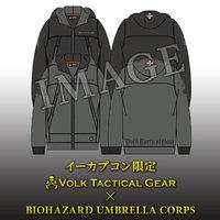 『バイオハザード アンブレラコア』× VOLK Tactical Gear マウンテンパーカーが限定販売