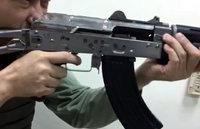 ブローバック機構を搭載したボルト・エアソフトの新型『AKS-74U(クリンコフ)』タイプ電動エアガン