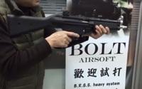台湾エアソフトメーカー「Bolt Airsoft」が B.R.S.S.「MB5」のプロトタイプ作動テスト映像を公開