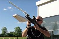 米軍、対ダーイッシュ (IS) 用途にドローンディフェンダー (DroneDefender) を早くも実戦投入か