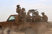 米特殊作戦司令部 (USSOCOM) が SUV など市販車輌を特別カスタムする為に 179 億円を投入
