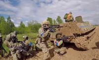 軍用車輌 50 両、プレイヤー 3,200 名以上が参加、ロシア最大規模の国際 MilSim ゲームが開催