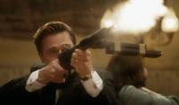 WWII で暗躍したスパイの実話に基づくラブストーリー。ロバート・ゼメキス監督、ブラッド・ピット主演「Allied」