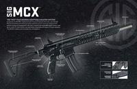 ドイツ軍用ライフルでの採用を狙う SIG SAUER の新型小銃「SIG MCX」