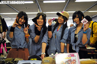バーストヘッド主催の新たなミリタリー物販イベント「爆裂祭」が 2/19 に新宿駅近くで開催