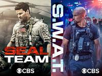 CBSのTVドラマシリーズ『SEAL Team』と『S.W.A.T.』の第2シーズン製作が決定