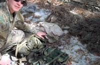 古今東西の様々な迷彩服の迷彩効果を検証する映像シリーズ「Camouflage Effectiveness」