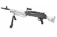 カナダ国防省が新型汎用機関銃「C6A1 FLEX」×1,148挺をコルトカナダから購入すると発表