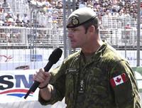 カナダ軍特殊作戦部隊の司令官が、銃を暴発させて罰金を支払うことに