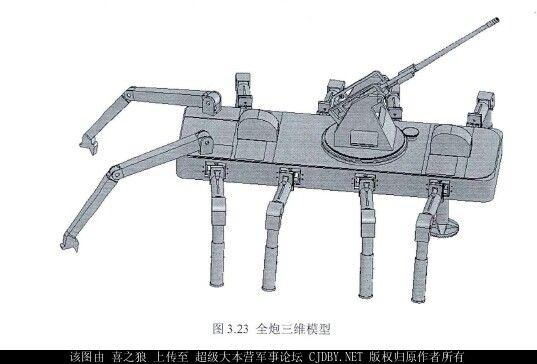 『Populr Science』は 9 月 23 日付けで、中国が多脚戦... 中国、将来の陸上