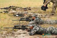 7 ヶ国・22 チームが参加した国際スナイパー競技会で中国軍の特殊部隊チームがメダルを独占