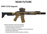コルト・カナダが開発中の次世代型ライフル「MRR C7/C8 Upgrade」 アメリカ海兵隊も開発に参加中