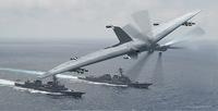 DARPA、戦術運用偵察ステーション開発計画のイラストに海自護衛艦「はるさめ (DD-102) 」の入った写真を使用