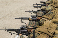 M16×4,891、M240×485、M2×800。米国防安全保障協力局 (DSCA) がアフガン向け FMS を発表