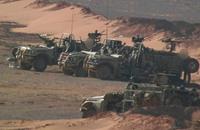 ダーイシュ(IS)がシリアで戦闘指南する米英特殊部隊の拠点を襲撃