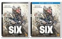 デブグル戦争アクションドラマ「シックス」1stシーズンDVD&Blu-rayが海外アマゾンで3/14に発売