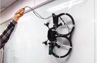 韓国、マルチコプターの技術を使った壁を走行できるロボットを開発