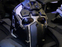 Devtac フルフェイスマスク一体型タクティカル・ヘルメット「Ronin Ballistic Helmet」