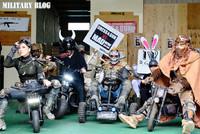 MADサバ vs DRESS & GUN!「終末装備手作りマッチ」を取材してきた