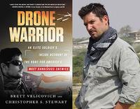 デルタフォースのドローンパイロットとして作戦に従事したブレット・ヴェリコビッチ氏の回顧録が映画化