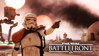 エレクトロニック・アーツ「Star Wars バトルフロント」ゲームプレイ ロンチトレーラー