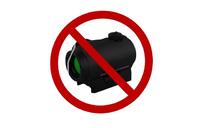 「Aimpoint T-1は捨てたほうがいい」元デルタのインストラクターが講座での使用を禁止