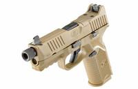 FN社 ドットサイト対応スライドとサイレンサー対応バレルを装着したタクティカル拳銃「FN509 Tactical」を発売