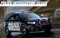 米フォードが燃料ポンプを原因とするリコールを発表。警察車両「ポリス・インターセプター」も対象に