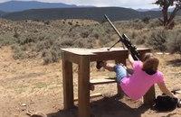 実銃射撃の失敗・ハプニング映像集