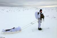 ノルウェーでおこなわれた NATO 年次冬季訓練課程で米陸軍の女性隊員が初めて完遂
