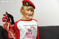 サバゲアイドルとしてゲームを盛り上げ続ける「戦え!! ぴっちょりーな☆」さんインタビュー