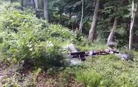 遠隔から発砲可能、10 代少年が自作したピストル搭載「武装ドローン」