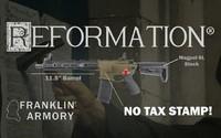 規制の裏をかいた「脱法」ショートバレルドライフル「Reformation」が発売